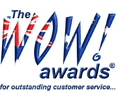 The WOW! Awards logo