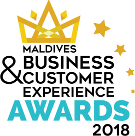 Maldives CX Awards logo